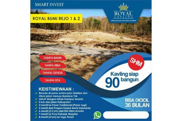 Rp81jt Tanah Dijual