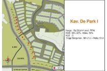 Kavling Commercial di BSD City