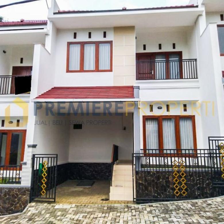 Dijual Villa 3 Unit Non-Furnished Daerah Bumiaji, Batu