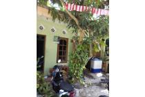 rumah 2 lantai sederhana dalam perumahan puri melati jalan wonosari
