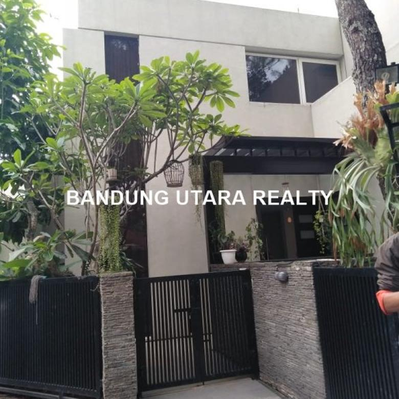 rumah minimalis full furnished siap huni - siap huni, lokasi strategis,