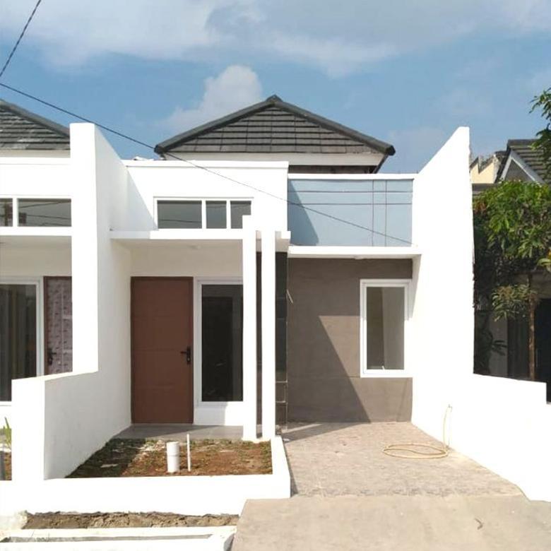 Rumah Baru Minimalis New Pesona Cikoneng Bandung Timur