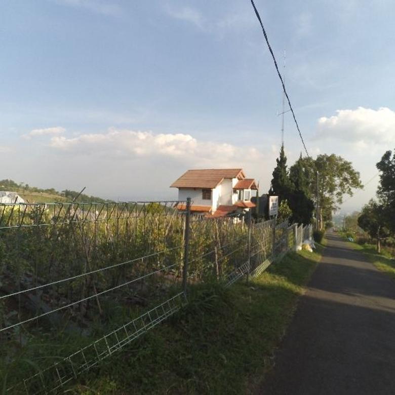 Tanah 1970m2 dijual di Lembang, Bandung barat