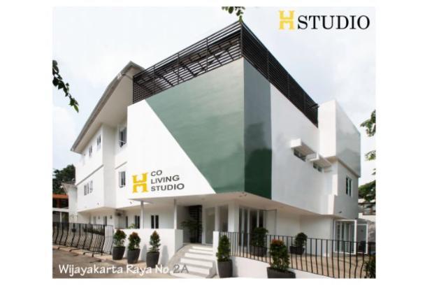 Rumah Kost di Jl. Wijaya Karta / Tendean, Kuningan Barat, Mamp
