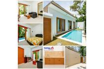 Villa Ekslusive Minimalis di Pantai Nyanyi Kediri Tabanan