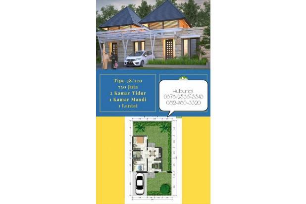 Rp914jt Rumah Dijual