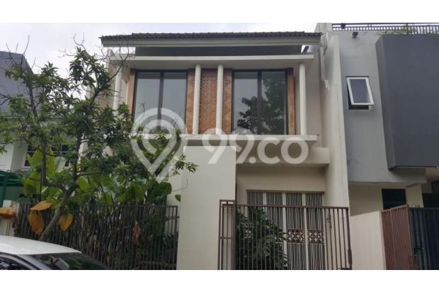 DiJual Rumah baru bagus di Interkon, Kebon Jeruk, Jakarta Barat, lokasi san 13385753