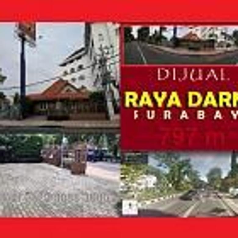 Rumah Dijual Jalan Raya Darmo Surabaya Hitung Tanah