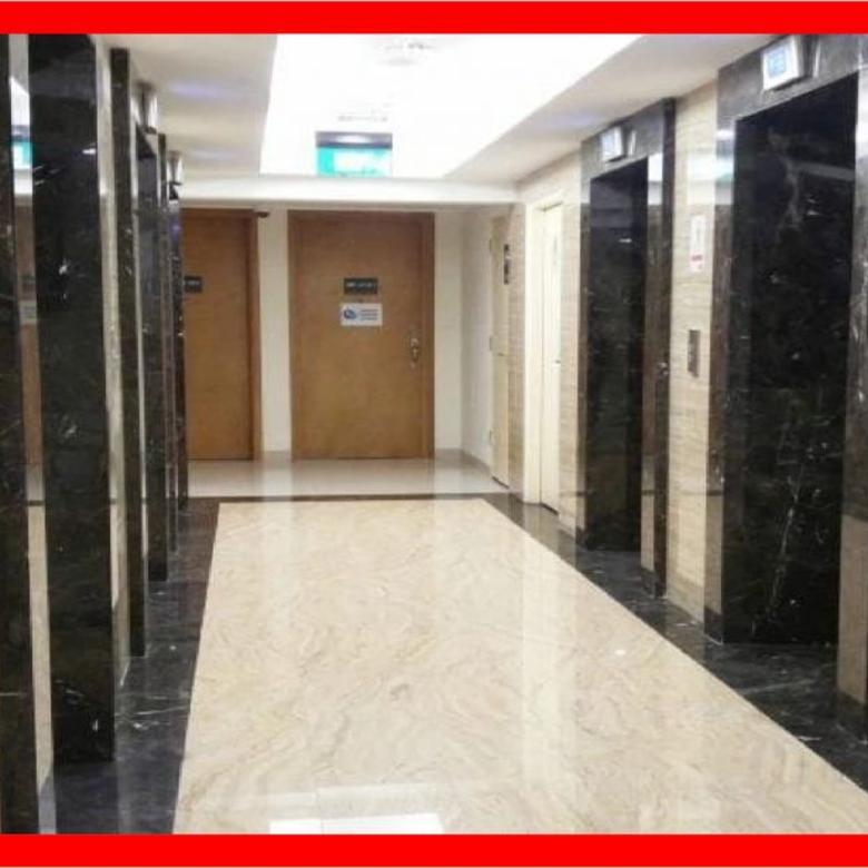 Ruang Kantor 40 m2 di Apartemen The Mansion Kemayoran.