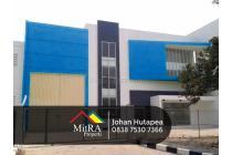 Pabrik Baru di Jababeka Cikarang, Jawa Barat