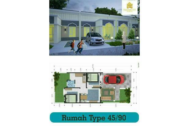 Dijual Rumah Syariah di Bandung Barat 13698553