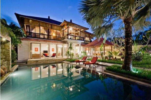 Rp12,5mily Vila Dijual