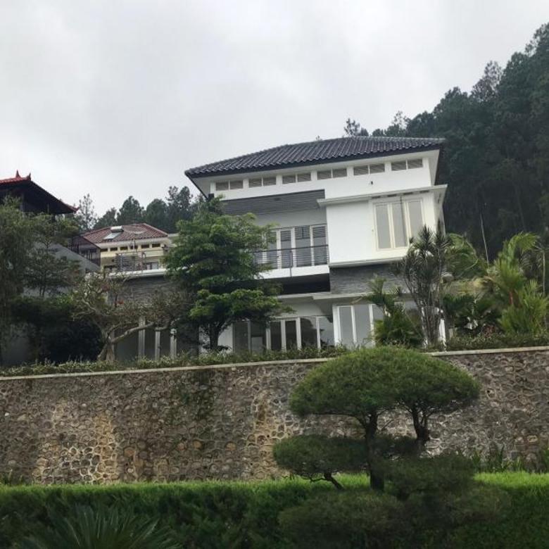 Dijual villa cantik dengan view nature sangat bagus