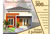 Info Rumah Semarang Brown Canyon Residence