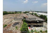 Tanah Raya Bekasi 5,4 Ha Cakung Timur Jakarta Timur Siap Pakai