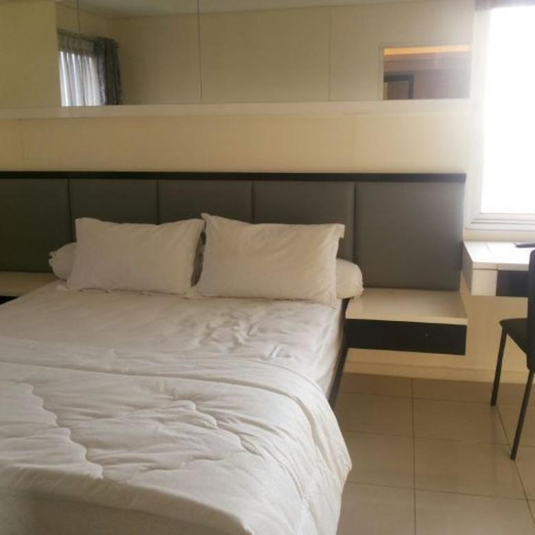 Apartemen Cosmo Terrace Thamrin City 2BR Full Furnished