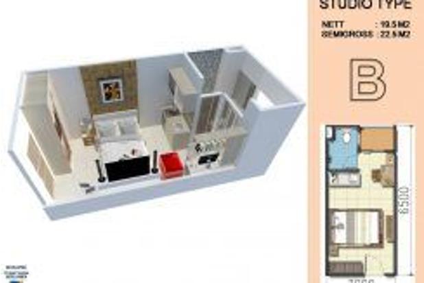 (TAKE OVER) apartement Mewah & Murah di kawasan BSD City Serpong 19825644