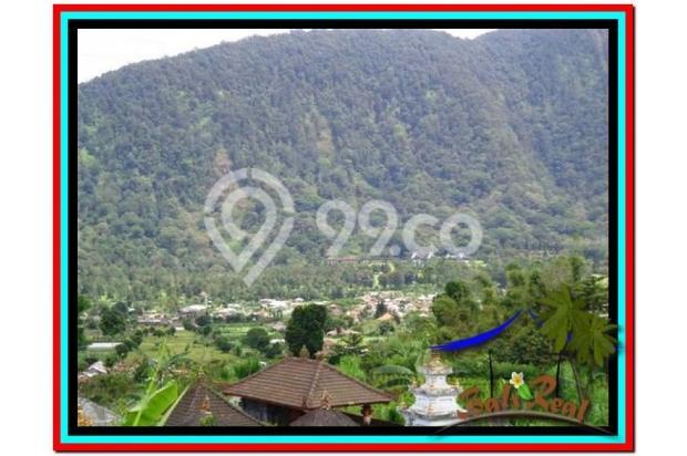 Fantastic, 12.500 m2 view danau buyan dan gunung di Tabanan Bedugul  3873664