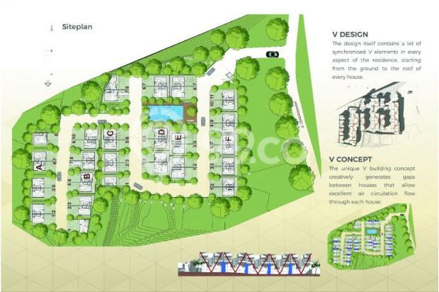Rumah Tapak 3 Lt Harga 1,2M Lokasi Strategis! 3 Mnt ke Stasiun Jurangmangu 13012441