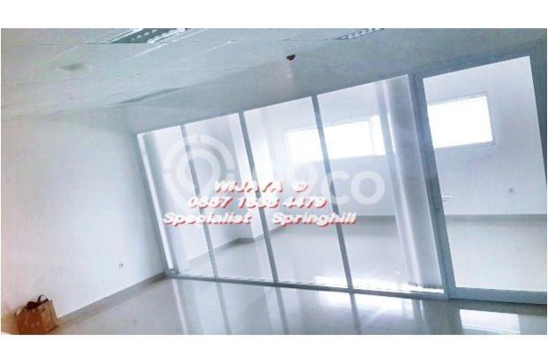 Disewakan ruang kantor springhill office di kemayoran (70m2) 12453417