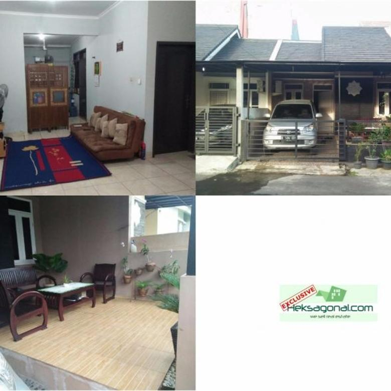 Rumah Dijual Vila Rizki Ilhami, Karawaci, Tangerang HKS3850