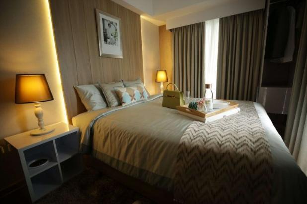 Apartemen 1 BR Bintaro Mansion harga miring fasilitas mewah 15423776