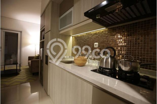 Apartemen 1 BR Bintaro Mansion harga miring fasilitas mewah 15423788