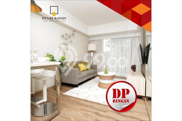 Apartemen 1 BR Bintaro Mansion harga miring fasilitas mewah 15423795