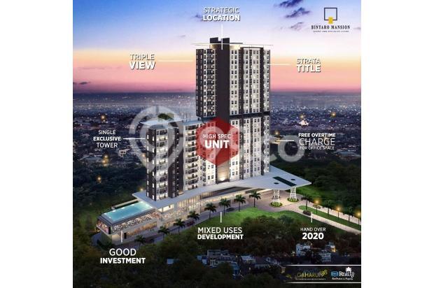 Apartemen 1 BR Bintaro Mansion harga miring fasilitas mewah 15423797
