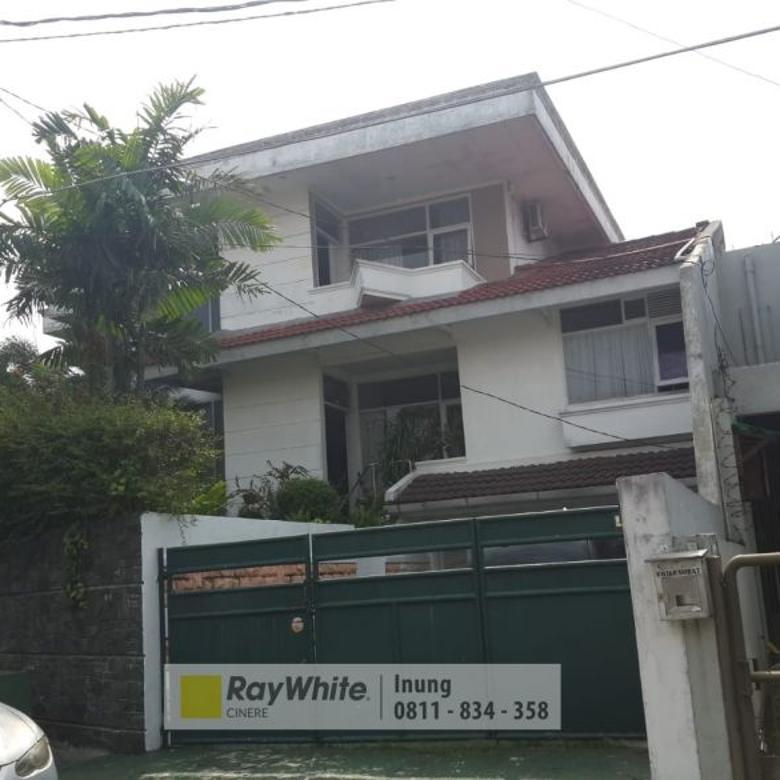 Rumah Bagus di Bukit Cinere, Turun Harga!