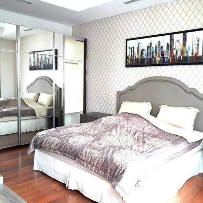 Apartemen The Capital Residence uk 133,6 m2 SiP HUNI