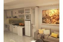 Apt Springhill Terrace Siap Huni Tipe 3 kamar