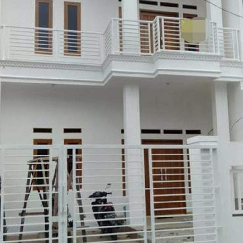 Rumah Baru Bagus di Duta bumi Harapan Indah Bekasi