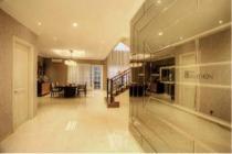 Rumah cantik row jalan besar Victoria River Park BSD City. Tangerang