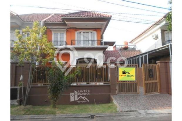 Rumah Tingkat Megah di Cluster Taman Puspa Harapan Indah Bekasi 12552205