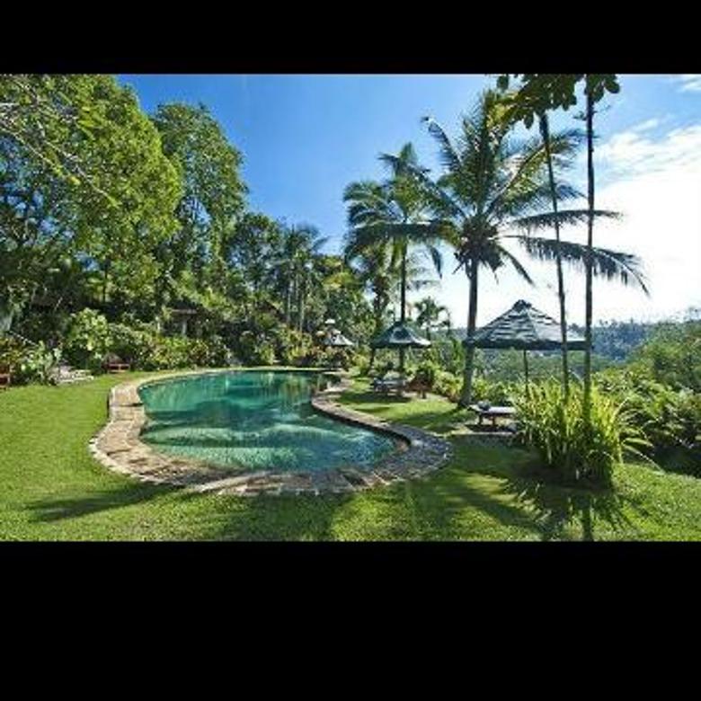 Resort super cantik harga murah di Ubud
