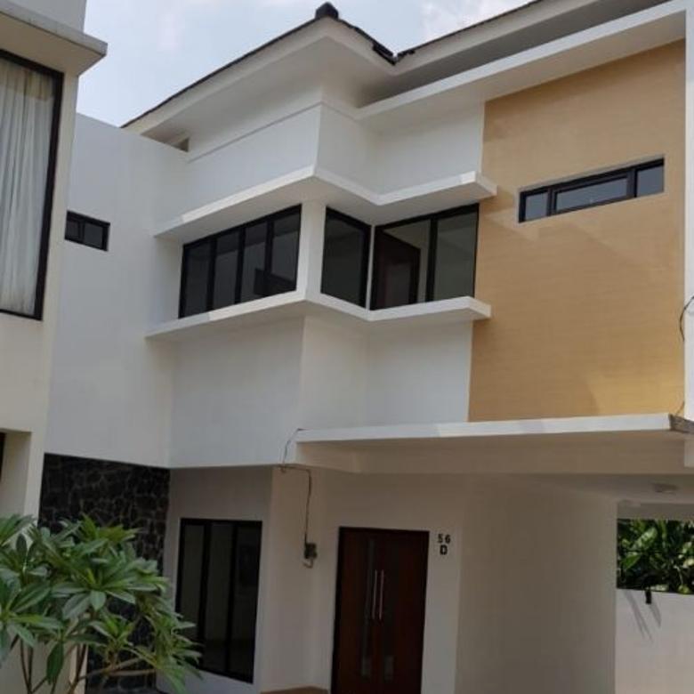 Dijual Rumah Baru cluster siap Huni Jagakarsa