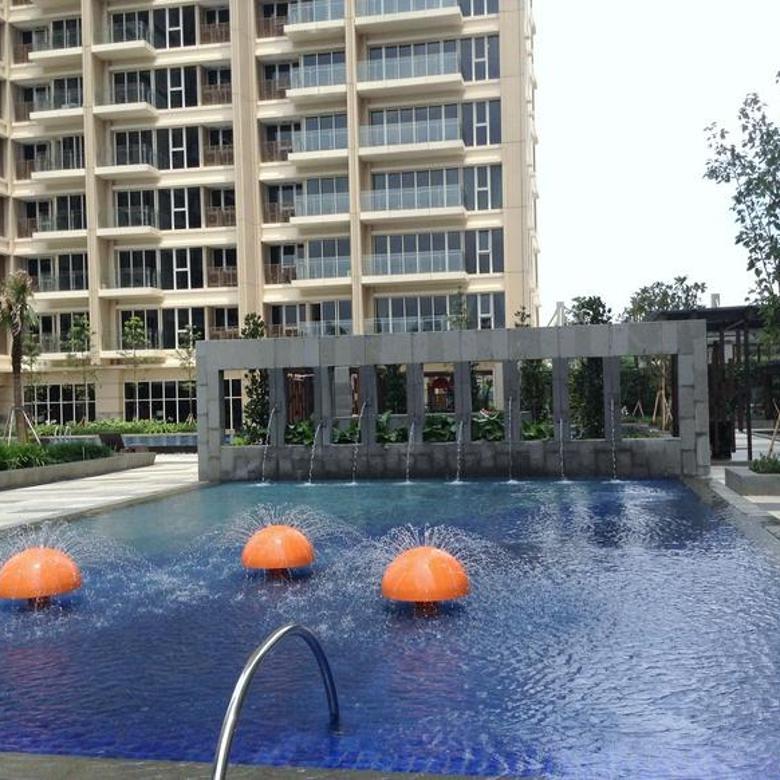 Apartemen Pondok Indah Residence  View Pool dan Golf - 1BR - 5 Menit Ke Gandaria