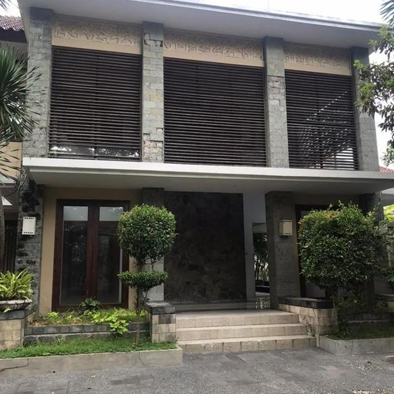 Rumah Mewah Perum Elite Jogja Regency Dekat Ambarukmo Plaza