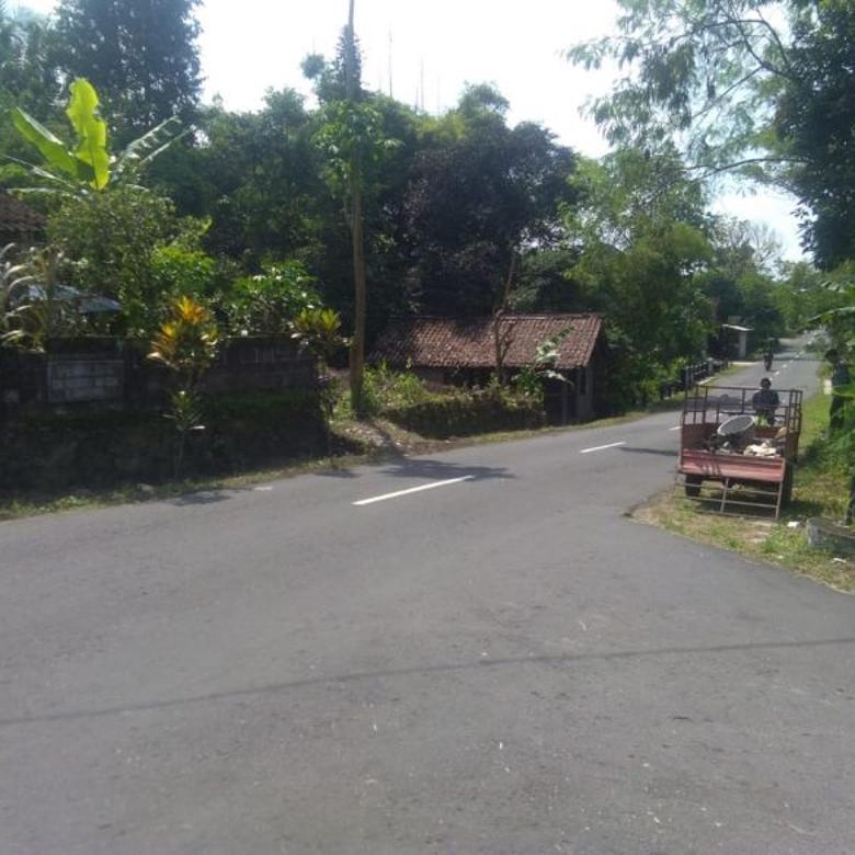 Timur Jl.Kaliurang Tanah Murah Hanya 3 Jutaan