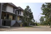 Dijual rumah cluster Heliconia De Park BSD City Serpong