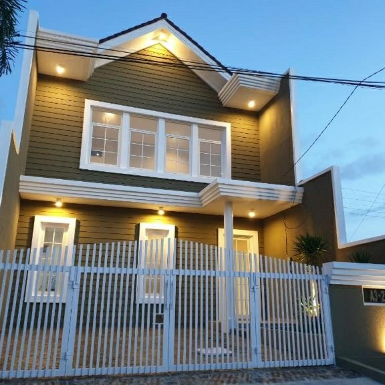 Rumah baru siap huni 2 lantai di Surabaya Timur