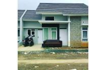Rumah Cantik Termurah DP 0% (TANPA DP) Di Cibinong Akses jalan strategis
