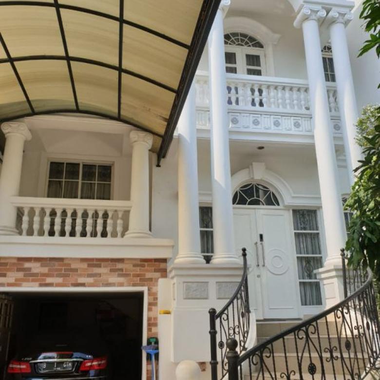 Rumah 2 lantai di PIK (cluster katamaran), Jakarta Utara