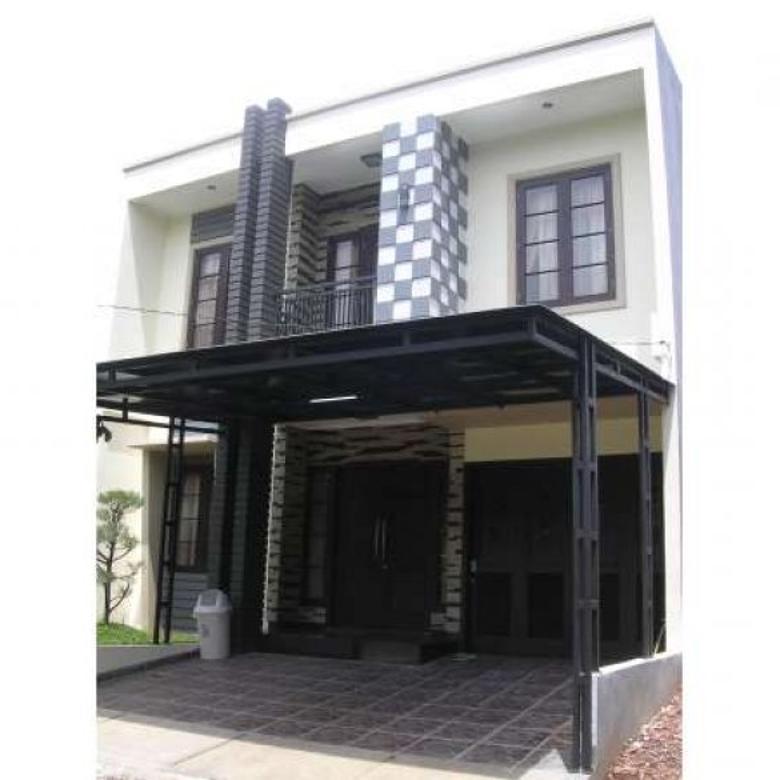 Dijual Rumah di Kencana Loka Ext BSD, Tangerang Selatan AG557