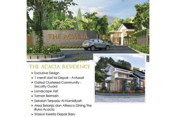 Jual Rumah Cluster di Sawangan Depok 12272799