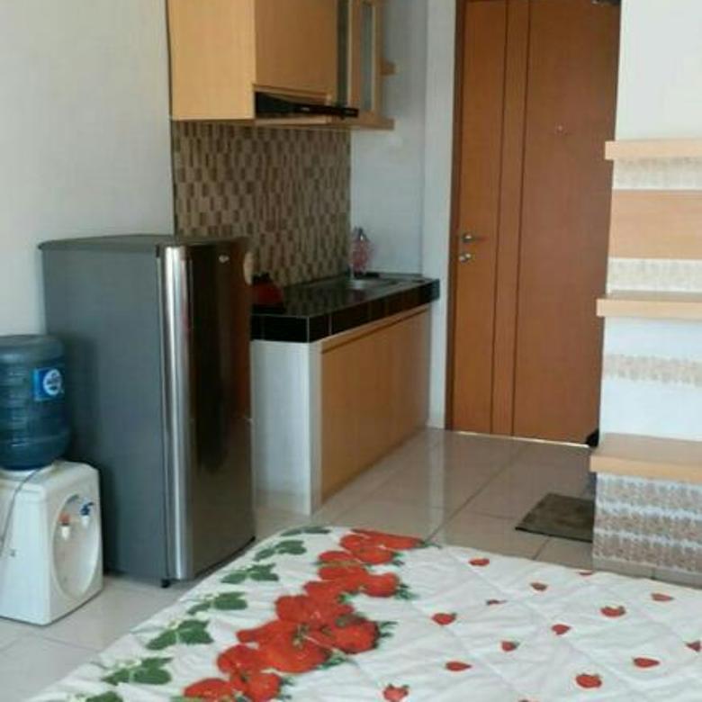 Apartemen margonda residence 5, studio, furnished, bagus
