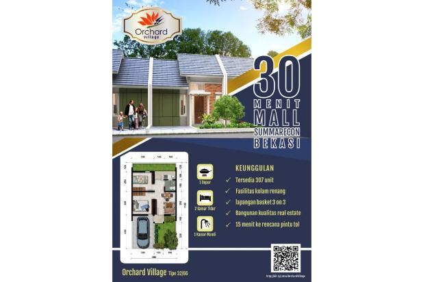 Rp402jt Rumah Dijual