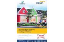 rumah murah di CitraLand cirebon TANPA uang muka
