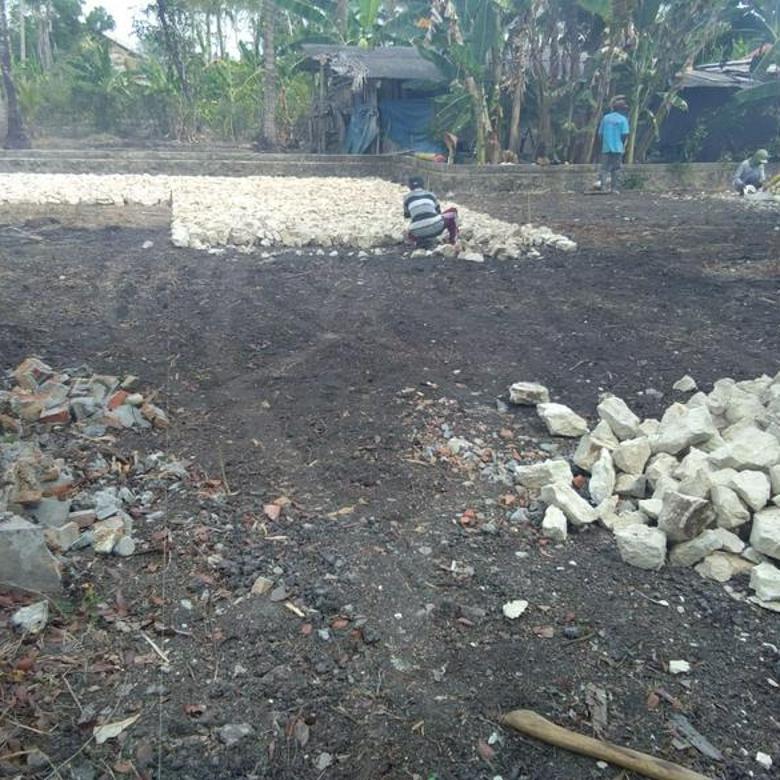 Tanah Wates Kulonprogo Sertifikat Siap Balik Nama
